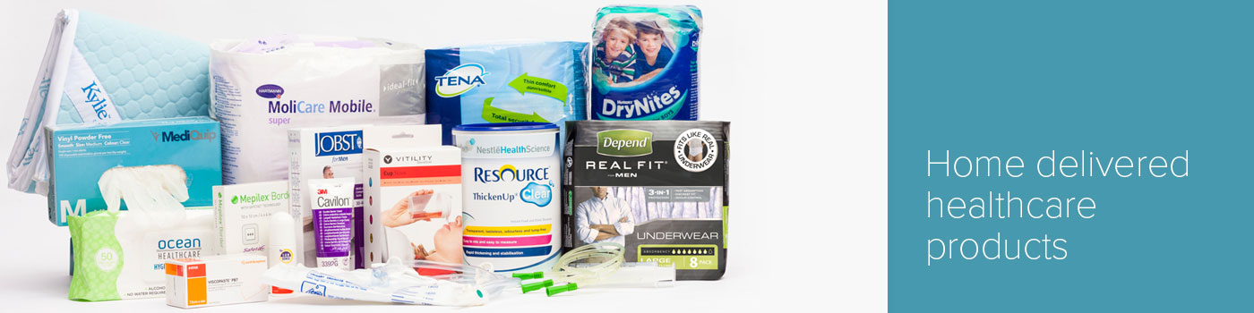 Home delivered healthcare products by Independence Australia