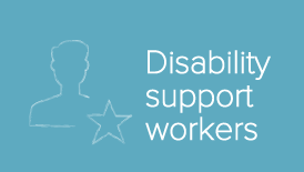 Independence Australia disability support worker job vacancies