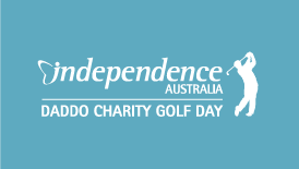 Independence Australia Daddo Charity Golf Day